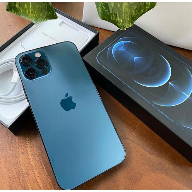 Apple iPhone 12 Pro 128GB = 500euro, iPhone 12 Pro Max 128GB = 550euro,Sony PlayStation PS5 Console Blu-Ray Edition = 340euro,  iPhone 12 64GB = 430euro , iPhone 12 Mini 64GB = 400euro, iPhone 11 Pro 64GB = 400euro