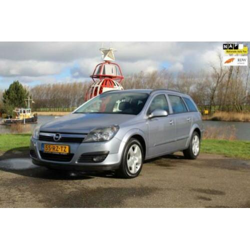 Opel Astra Wagon 1.8 Edition *Automaat