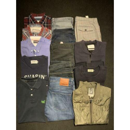 Chasin, Superdry, Blue Industry, Jack & Jones