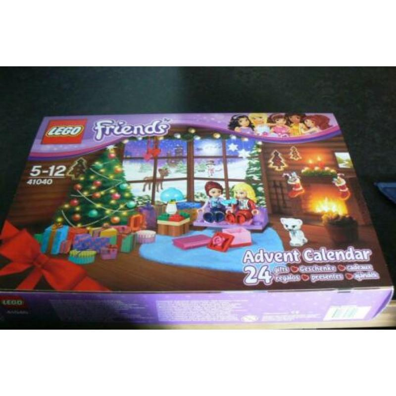 Te koop: Lego Friends Advent Calender 41040